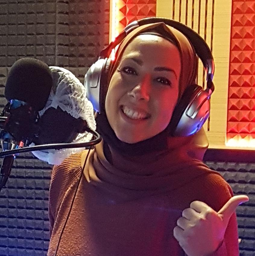 müzeyyen is a voice over actor